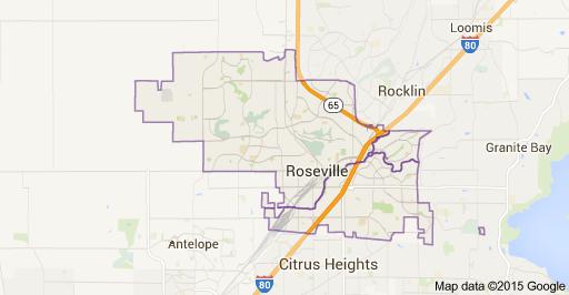 map-roseville